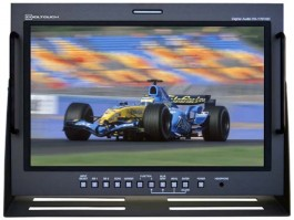 XP-1701HD : SD/HD-SDI Widescreen 18.5 Inch Audio and Video Monitor