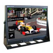 XP-2401HDL : 24 Inch Standalone Dual Link 3G MultiFormat HD LCD Monitor HD/SD-SDI, RGB and DVI Inputs, plus Integrated Audio Monitoring