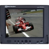 XP-801A : 8 Inch LCD with Composite, S-Video, VGA and Integrated Analog Audio