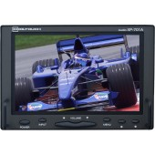 XP-701A : Widescreen 7 Inch LCD with Composite, VGA and Integrated Analog Audio